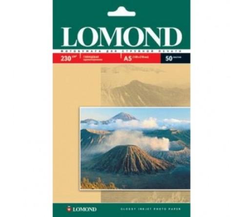 Фотобумага LOMOND  15x20 230г/м2 Односторонняя Глянцевая                    50л  (30)