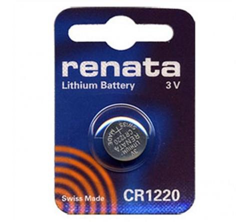 Батарейка RENATA           CR1220  ( 1BL)( 10)(100)