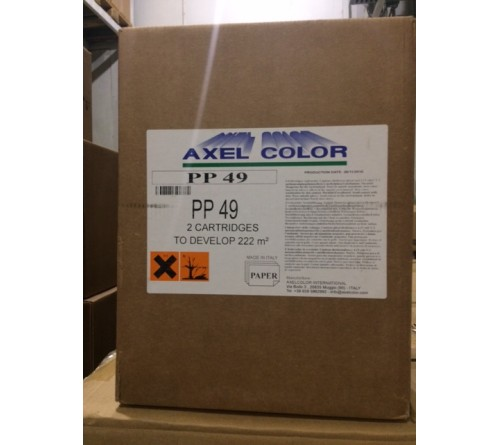 Химия  AXEL      CP-49/48 E для 340 фронт