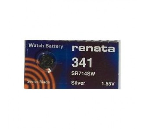 Батарейка RENATA    R 341, SR 714 SW   (10/100)