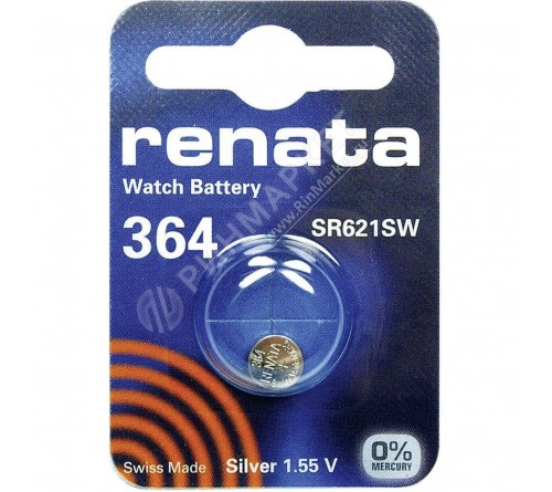 RENATA    R364 SR621  (G1)  (10/100)