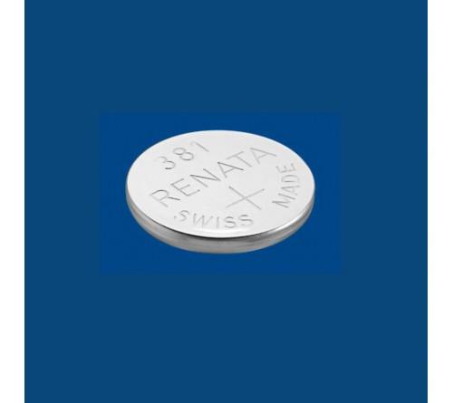 Батарейка RENATA    R381, SR 1120 SW   (10/100)