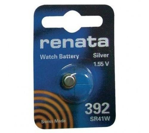 Батарейка RENATA    R392 SR41  (G3)  (10/100)