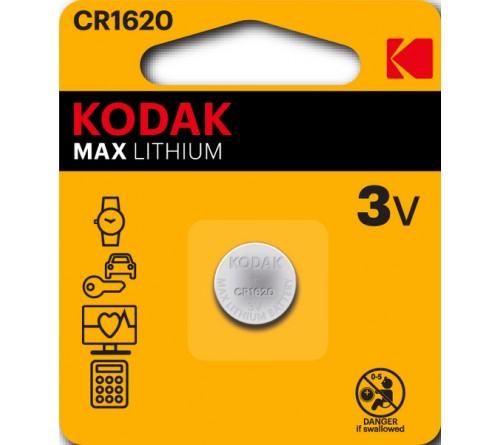 KODAK              CR1620  ( 1BL)(  60)(120)