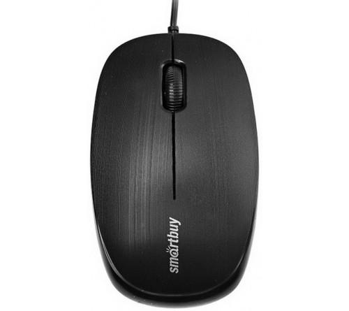 Мышь Smart Buy  214 K                     (USB,   800dpi,Optical) Black,Коробка