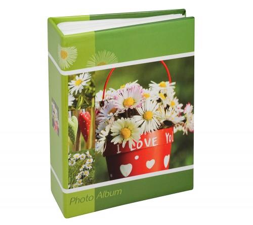 Ф/альбом ЯМ 200 ф.FA-PP200 - 310 цветы                                                      (12)