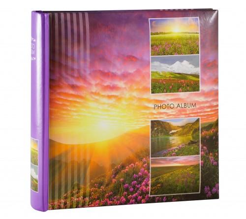 Ф/альбом ЯМ 200 ф.FA-BBM200 - 106 Пейзаж, Книжный переплёт       (12)