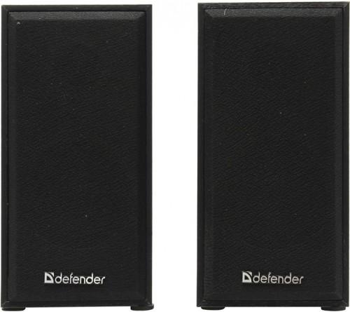Колонки DEFENDER SPK240                  2.0 (2*   3W)  Пластик,USB.для Ноутбука