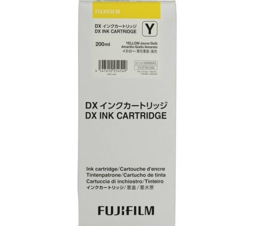 Расходники для DX-100  Картридж YELLOW  70100111584