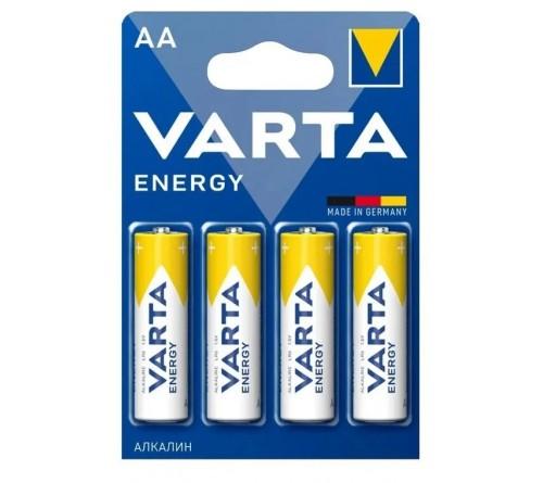 VARTA             LR6  Alkaline  (  4BL)(80)(400)    Energy