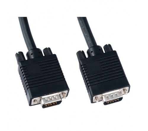 Кабель  Perfeo (V7002) VGA/SVGA вилка - VGA/SVGA вилка  3.0м  с фильтрами, пакет (  10)