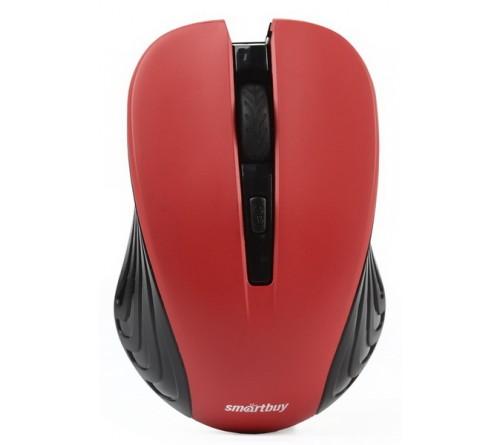 Мышь Smart Buy  340 AG-M ONE       (Nano,1000dpi,Optical) Bordo,Беспроводная,Блистер