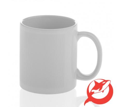 Кружка керамическая Белая 330 мл     (36) Орка-RED стандарт NEW