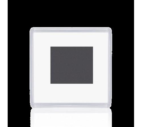 Магнит акриловый, прямоугольный 100*100мм   M10