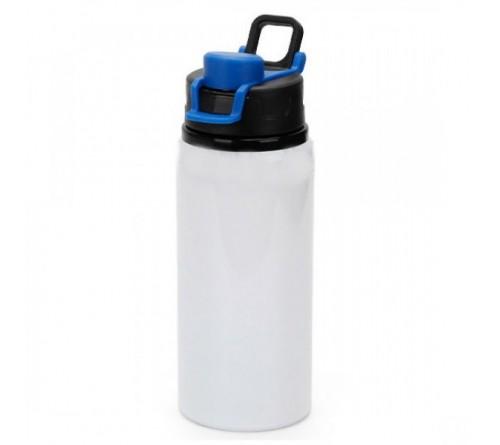 Бутылка спортивная зеленая 600 мл