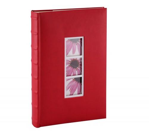 Ф/альбом ЯМ 300 ф.FA-EBBM300 - 808, кн.пер, иск.кожа, цветы              (12)