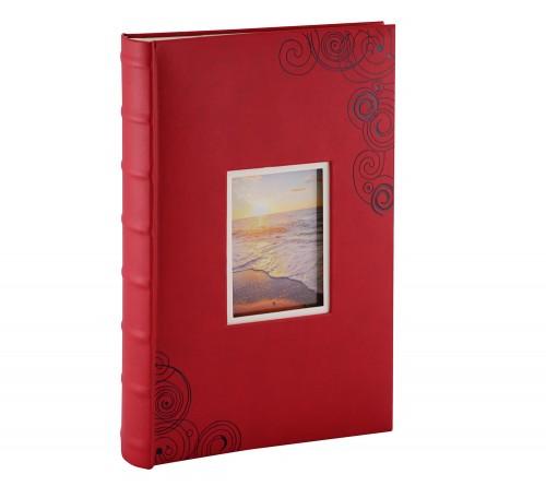 Ф/альбом ЯМ 300 ф.FA-EBBM300 - 814, кн.пер, иск.кожа, отдых              (12)