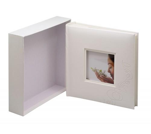 Ф/альбом ЯМ 200 ф.FA-EBBM200 - 714 свадеб, кн.пер, иск.кожа, мемо    (12)