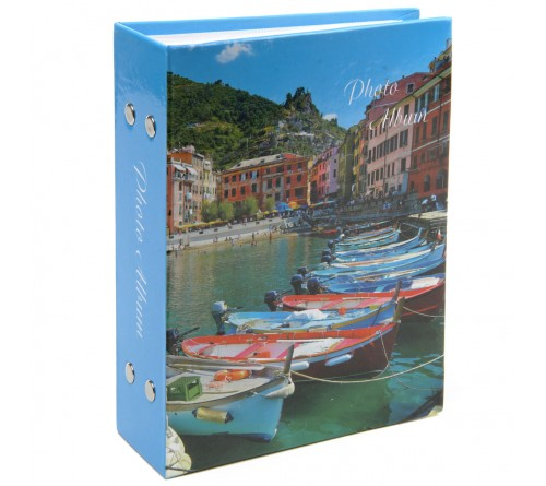 Ф/Альбом  EA  (77303)  200 ф  Boats                                    (12)
