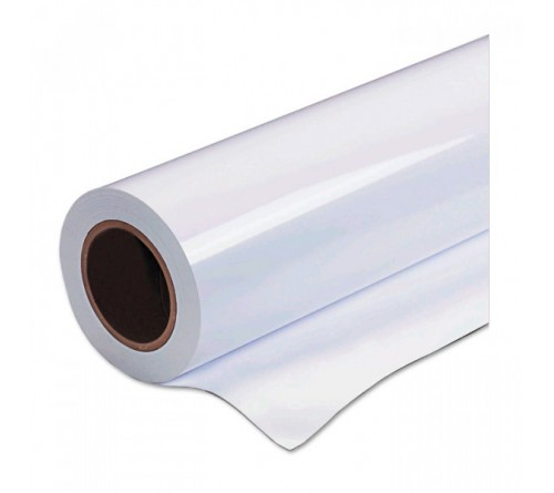 Термотрансферная  пленка  PU STICKY WHITE  с клеевым слоем      (50СМ* 1М)