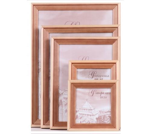Ф/рамка Сосна New Framing 30*40 (10) с пластиковым стеклом