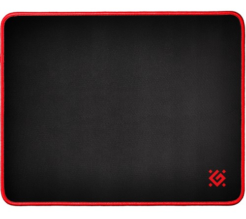 Коврик DEFENDER Black M Ткань + Резина 36x27x3