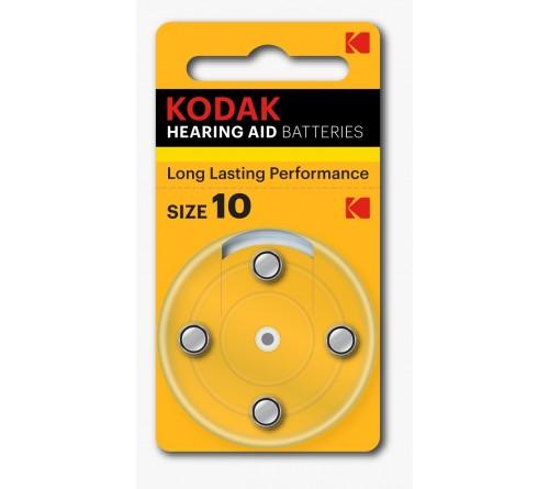 Батарейка KODAK    ZA  10  ( 4BL)(40)  PR70