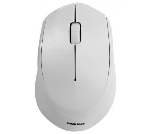 Мышь Smart Buy  333 AG-W              (Nano,1000dpi,Optical) White,Беспроводная