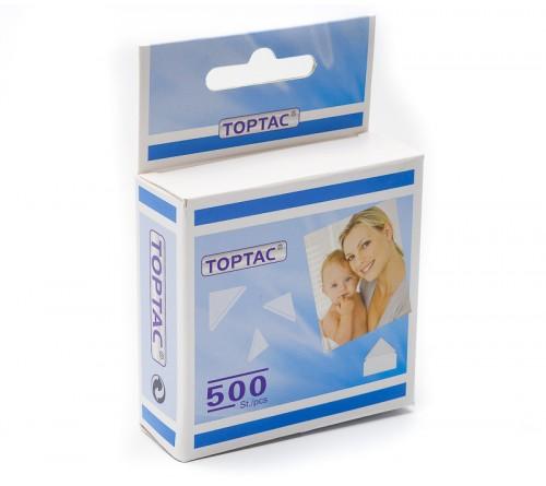 Fotografia  FPC-500  уголки бесцветные самоклеящиеся 500 шт.    (1/20)