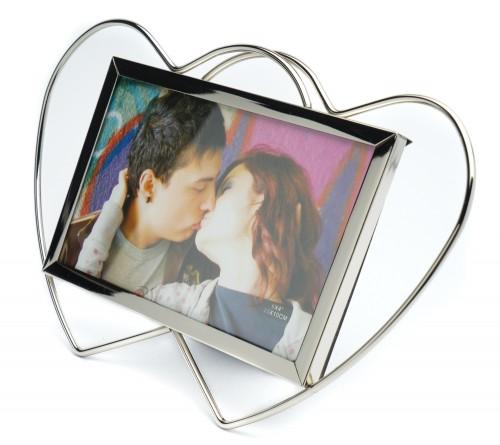 Ф/Рамка  FFM - 5161  Металл 10*15   Сердце