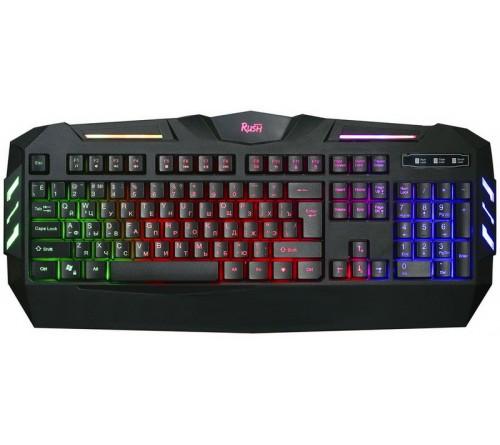 Клавиатура SmartBuy  SBK-309G-K                    (USB)         Black,Игровая
