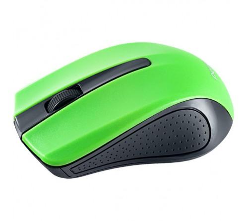 Мышь Perfeo  Rainbow  BG              (Nano,1000dpi,Optical) Black-Green (PF_3437)