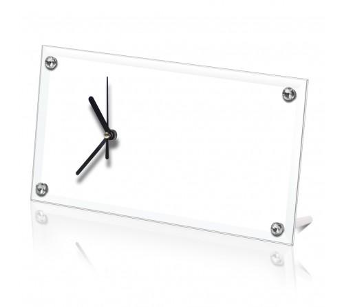 Часы стеклянные BL-28 16*30 см