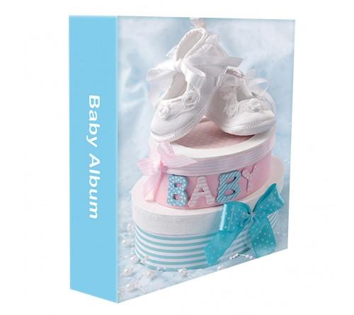 Ф/Альбом  EA  (75433)  200 ф  Baby shoes                                    (12)