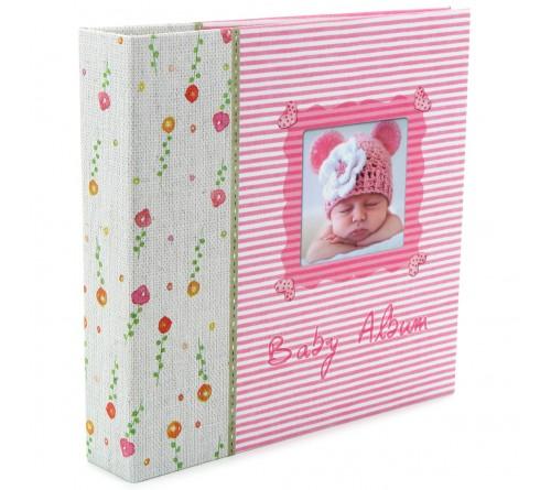 Ф/Альбом-анкета  Pioneer  (86575)  Цветные страницы  Розовая