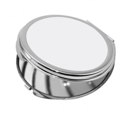 Зеркальце макияжное сердце