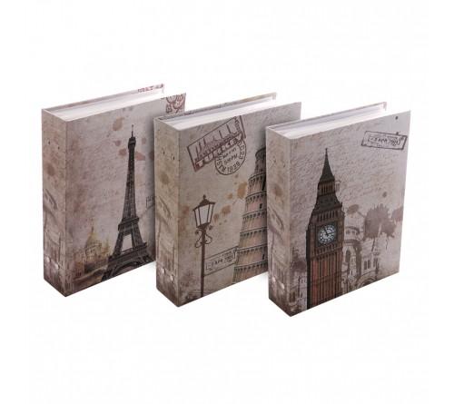 Ф/Альбом  Фишт 200 ф. PP-46200S Европа-2 (22128)                                 (12)