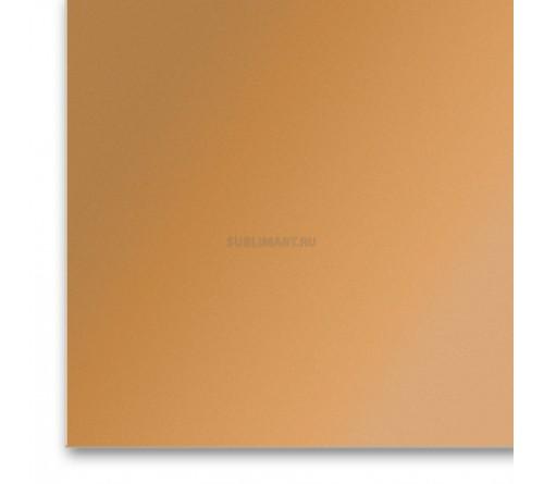Металл золото глянец для сублимации, 305х610х0,5мм (SU21)