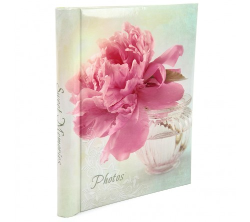 Ф/Альбом  Pioneer  (91466)  SA-10 Магн.листов (23*28)  Delicate Flowers     (24)