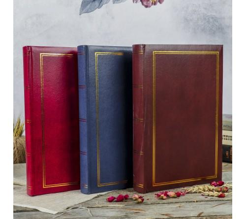 Ф/Альбом  Фишт 300 ф. С-46300RCL- 3UP Однотонные (31417-3UP)  Книжный переплёт            (12)