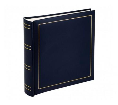 Ф/альбом ЯМ 50 л. (30*33) FA- VBB50 - 504 синий,  кн.пер, под уголки, виниловая обложка             (  6)