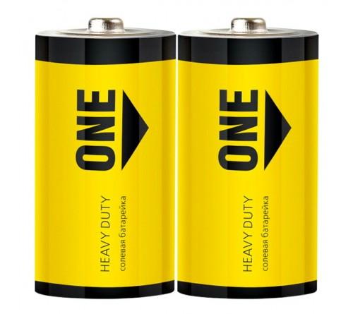 Батарейка SB ONE-Eco   R20  (    2)(24)(288)