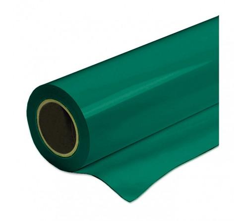 Термотрансферная  пленка  PU STICKY  GREEN с клеевым слоем   (50СМ*1 М)