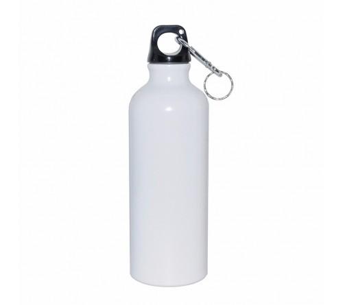 Бутылка спортивная белая 750 мл