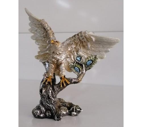 Сувенир  C18  Орёл    15 см Керамика