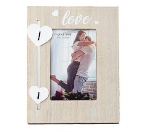 Ф/Рамка из МДФ  FFL - 882, 10x15 см., Love (12)