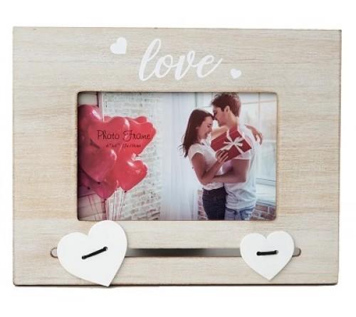 Ф/Рамка из МДФ  FFL - 883, 10x15 см., Love (12)