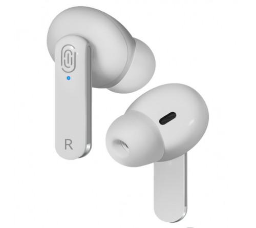 Гарнитура Defender TWINS 903 TWS (Вакуумная)             (10) White  HiFi Bluetooth BT 5.0