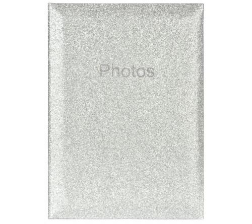 Innova Q4308450 Фотоальбом 300 фото 10*15 Свадебный - блестки, кармашки (12)