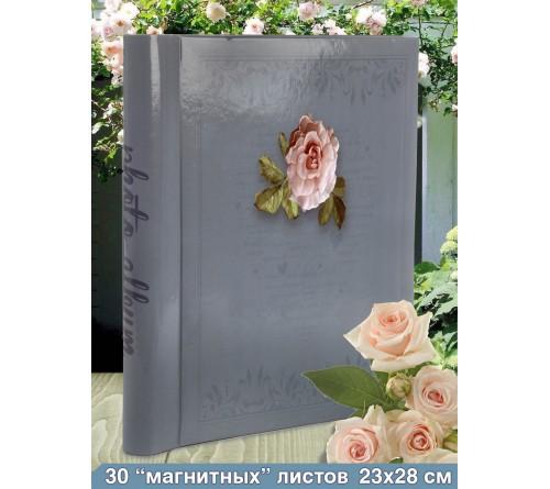 Ф/Альбом  Pioneer  (115395)  SA-30 Магн.листов (23*28)  Roses      (12)